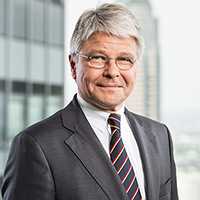 Photo of Ralf Bedranowsky, CEO and Chairman of DVB Bank SE's Board of Managing Directors