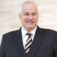 Photo of Frank Westhoff, Chairman of DVB Bank SE's Supervisory Board